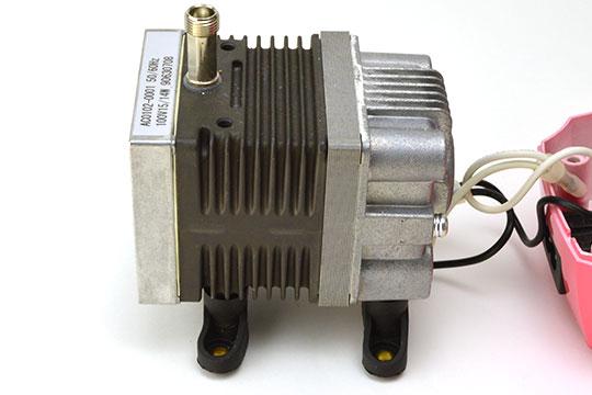 エアーコンプレッサー モーター